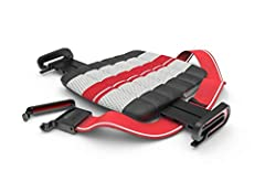 mifold Sport is the luxury grab-and-go car booster seat. Together with compact portability, the padded seat adds extra comfort. It is designed for kids aged 4 and up, 40 to 100 lbs, and 40 to 57 inches tall Keeps your child secure by optimally adjust...