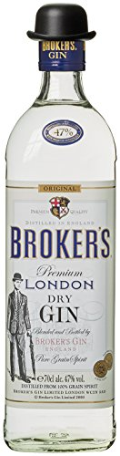 Brokers Gin Limited 47% vol. (1 x 0.7 l)