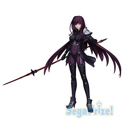 JAPAN OFFICIAL Figure Fate EXTELLA Link SCATHACH 22 cm Super Premium SPM SUKASAHA Anime #1