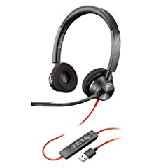 High-quality audio Modern stylish design Fully adjustable headset with 180-degree pivoting speakers Comfortable, padded headband Flexible microphone boom Connectivity Technology: Wired