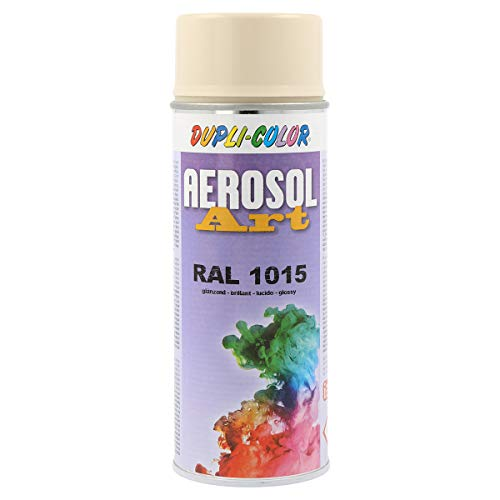 Dupli-Color 775611 Aerosol Art Ral 1015 glänzend 400 ml