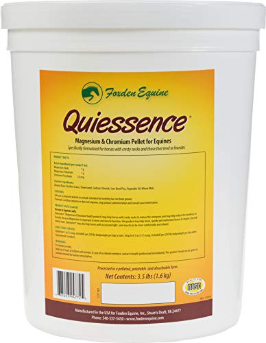 Foxden Equine Quiessence - 3.5lb