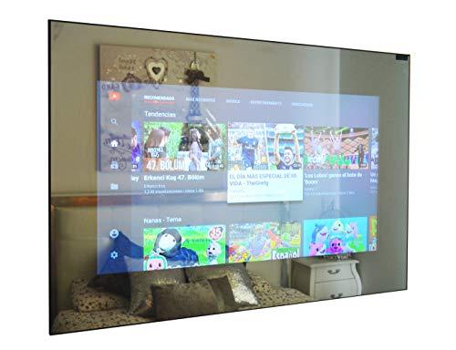 Espejo Multimedia con SmartTV Oculta trás el Cristal (600 X 800 ...