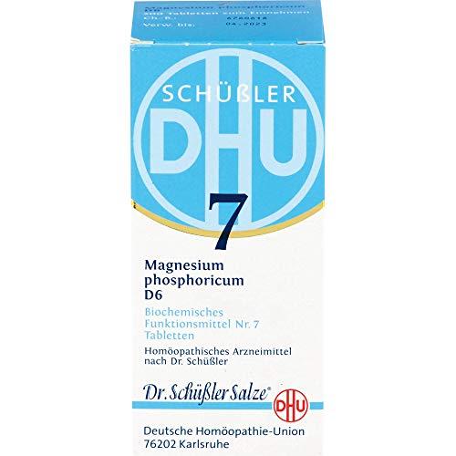 DHU Schüßler-Salz Nr. 7 Magnesium phosphoricum D6 Tabletten, 200 St. Tabletten