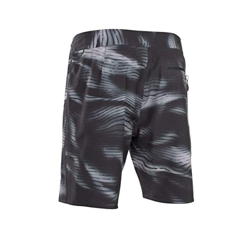 Ion Slade 19'' Boardshorts Herren Black Größe W33 | M-L 2019 Badehose