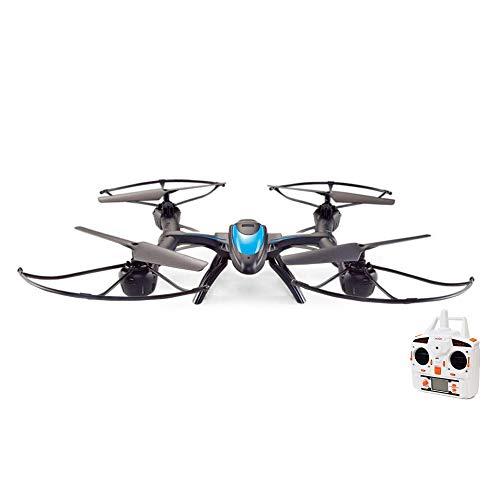 HSP Himoto 4-Kanal 2.4GHz RC Ferngesteuerter Mini Explorers Quadcopter PRO, Headless-Technik, Rotorenschutz, 6-axis Gyro, 3D Loopings, Komplett-Set inkl. Ersatzteil-Set