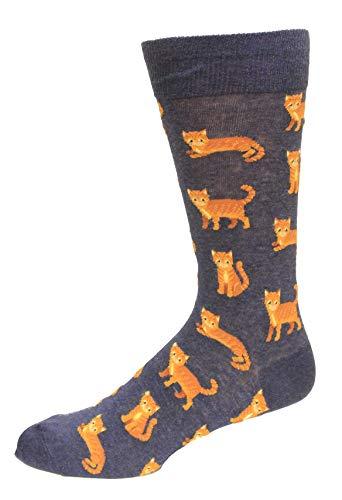 Hot Sox Men's Cat Socks