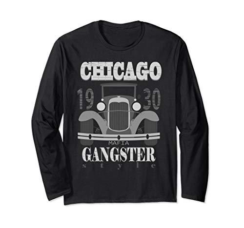Gangster Shirt - 1930s Chicago Mafia Shirt