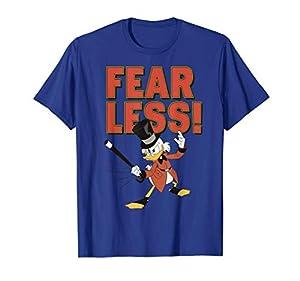 Disney DuckTales Scrooge McDuck Fearless T-Shirt