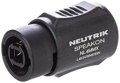 NEUTRIK - NL4MMX Speakon-Adapter, 641070