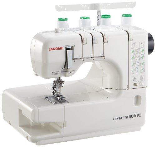 Janome Coverstitch CP1000CPX - Máquina de coser