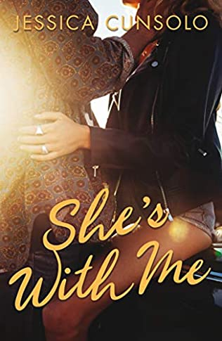 book cover of She\'s With Me