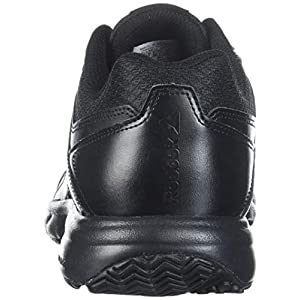 Reebok Men's Work N Cushion 3.0 Walking Shoe, Black/Black, 10 4E US