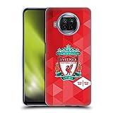 Head Case Designs Liverpool Football Club Coutume Personnalisé Crête Géométrique Rouge Logo 1...