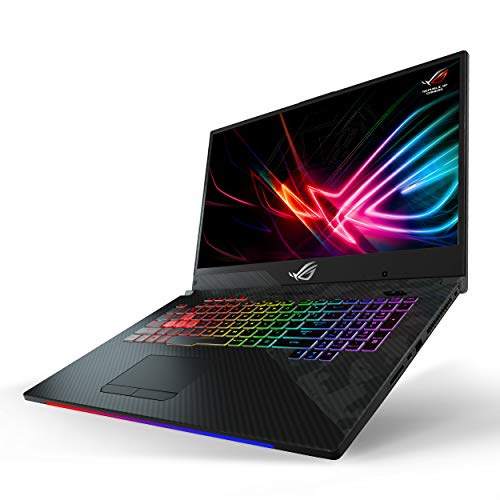 "Asus ROG Strix Scar II Gaming Laptop, 17.3"" 144Hz..."