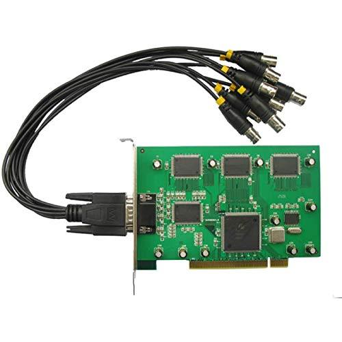 SATYCON Tarjeta VIDEOVIGILANCIA CCTV PCI 8C 81200 8150BMAE