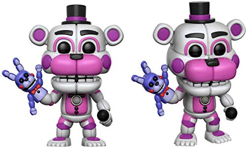 Sister Location Games: FNAF Figura de Vinilo Funtime Freddy