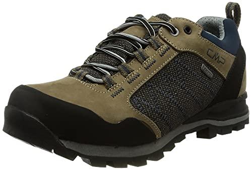 CMP Thiamat Low Trekking Shoe WP, Scarpa Uomo, Castoro, 43 EU