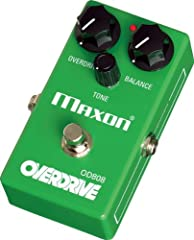 A favorite overdrive pedal among many popular artists, such as Adam D of Killswitch Engage, Nick Hipa from As I Lay Dying, Metal Mike from Halford and the list goes on Offers the smooth, natural overdrive of a full-up tube amplifier in a compact peda...