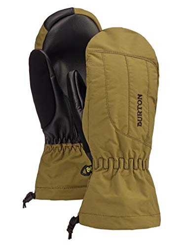 Burton Women's Insulated, Warm, and Waterproof Profile Mitten with Touchscreen, Martini Olive,...