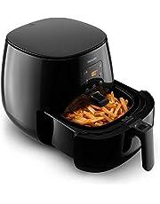 PHILIPS Essential Air Fryer XL HD9260/91, Black, 2 Year Warranty, UAE Version
