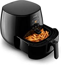 PHILIPS Essential Air Fryer XL HD9260/91, Black, 2 Year Warranty