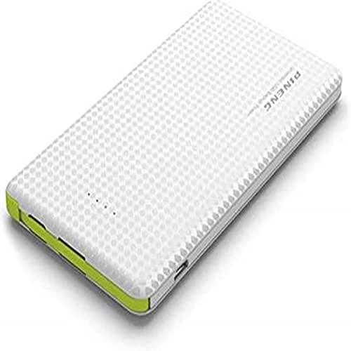 Carregador Portátil Pineng Power 10.000mah Slim Powerbank (Branco)