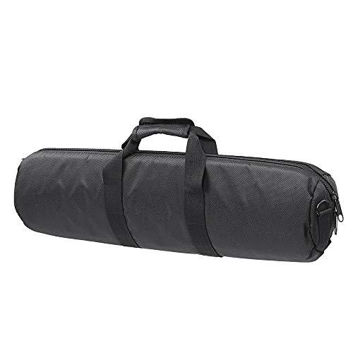ZAGO Ampliación de la cámara Capacidad Mochila Carry Caso del Recorrido Accesorios Fotografía 80cm trípode de cámara Bolsa de Almacenamiento para Réflex (Color : Black, Size : One Size)