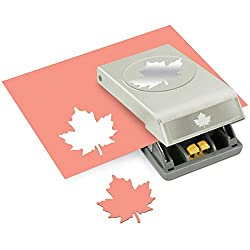 EK Success Tools Punch, Maple Leaf, Large, Old Package