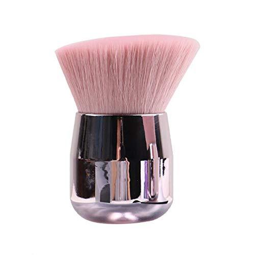 Mwoot Brosse de poussière pour ongles, Brosse de nettoyage pour la peinture pour manucure ongles et maquillage Poudre Blush