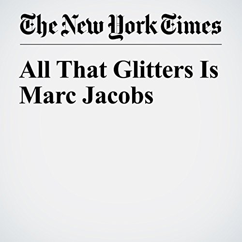 All That Glitters Is Marc Jacobs cover art