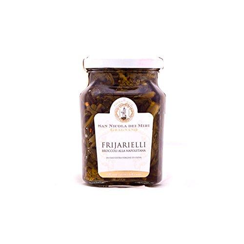Friarielli 'Broccoli alla Napoletana', San Nicola dei Miri