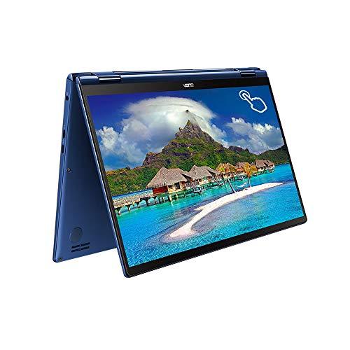 ASUS ZenBook flip-UX362FA EL142T 13,3 Pulgadas Full HD de 360 Grados de la Pantalla táctil del Ordenador portátil - (Azul Real/ráfaga de la Arena + círculo concéntrico) (procesador Intel i5-8265,