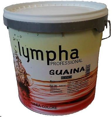 LIMPHA Guaina LIQUIDA - Bianca - 20KG - IMPERMEABILIZZANTE PEDONABILE Elastica
