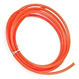 RespiKart Pneumatic Air Compressor Tubing PU Hose Tube, Pipe for Dental Clinics, Air compressors 8mmx5mm 10 Mtrs (Red Color)