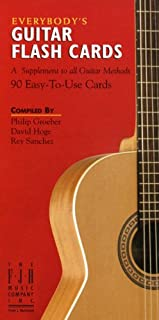 Everybody's Guitar Flash Cards