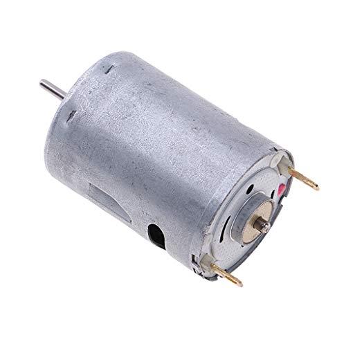 FLAMEER Motor Cepillado de Metal Piezas de Actualización de Alto Rendimiento de Bricolaje