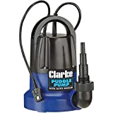 Clarke PSP125B 400W Puddle Pump With Auto Sensor