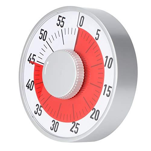Magnetischer runder 70-dB-Alarmtimer, energiesparende Küchenerinnerung, Zeitmanagement-Küchenzubehör für das Restauranthaus