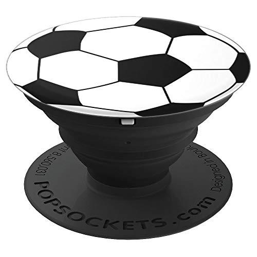 Fußball - PopSockets Ausziehbarer Sockel und Griff für Smartphones und Tablets