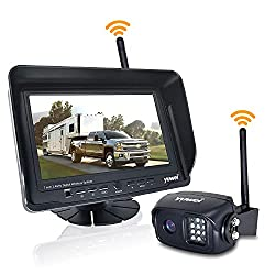 vansage Yuwei backup camera for campers