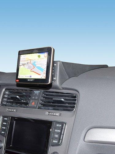 Kuda - Navegador GPS (LHD), para VW Golf 7 (a partir de 2012), piel sintética, color negro