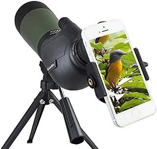 Gosky 20-60 X 80 Porro Prism Spotting Scope- Waterproof Scope for Bird Watching Target Shooting Archery Range Outdoor Acti...