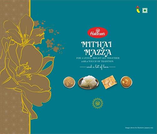 Haldirams Mithai Mazza, 1 kg