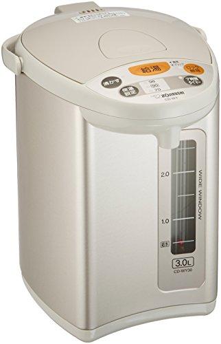 象印 電気ポット 3.0L グレー CD-WY30-HA