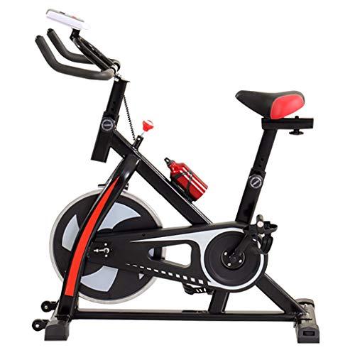 YLAN Bicicleta Fitness Spinning Indoor con Disco de inercia