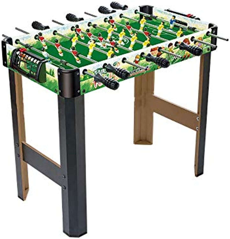 MJ-Games Mini-Kicker, Indoor-Spiel, Kinder, Familie, Spielen, Sport, Spa, Geeignet für Personen über DREI Jahren, Grün