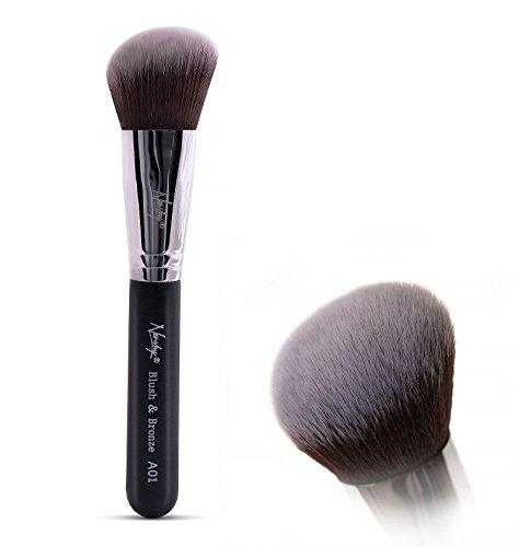 Nanshy Angled Kabuki Buffer Makeup Brush - Bronzer...