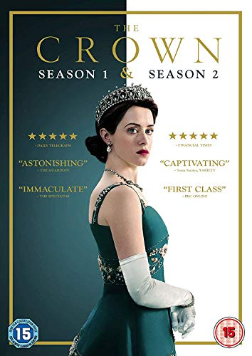 The Crown Seasons 1-2 Edizione Regno Unito