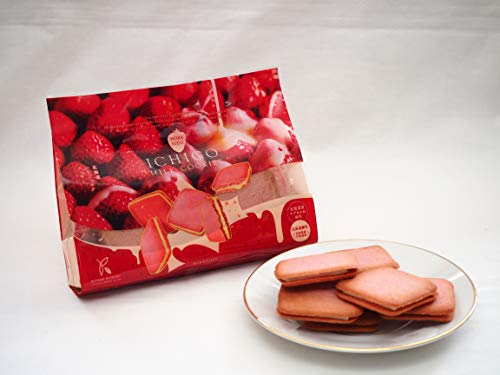 『北海道いちごミルククッキー×5箱』のトップ画像